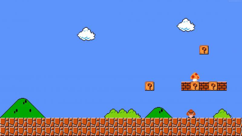 Classic Mario