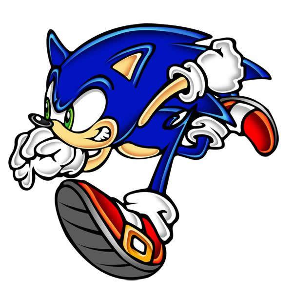 Sonic The Hedgehog - Sonic Run