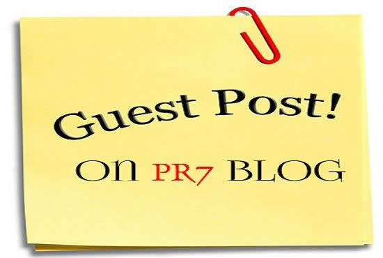 Paid Guest Posting on DA 50 Website