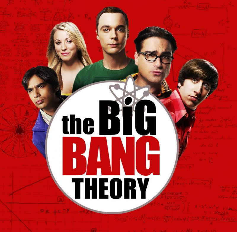The big bang theory Tv Show